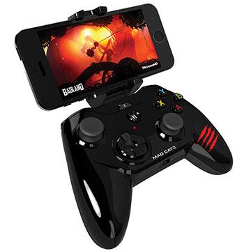 MAD CATZ C.T.R.L.i Mobile Gamepad Black (iPhone/iPad)