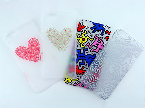 Keith Haring Collection Ice Case for iPhone 6 Plus