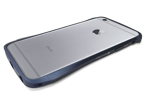 new concept db87d 4a049 新製品ニュース】DeffのiPhone 6 Plus用アルミバンパー「CLEAVE Aluminum ...