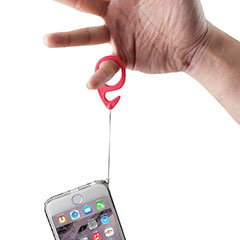 TUNEWEAR Ring Strap Stand for スマートフォン