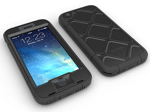 WETSUIT waterproof rugged case for iPhone 6 Plus
