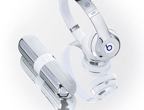 fragment design x Beats by Dre カプセルコレクション