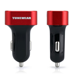 TUNEWEAR TUNEMAX 3 PORT CAR CHARGER