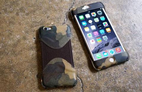ROBERU iPhone 6/6 Plus用ケース Camouflage
