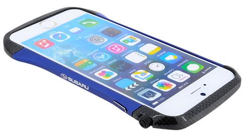 SUBARU X Deff CLEAVE Hybrid Bumper for iPhone 6