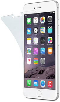 Belkin TrueClear InvisiGlass Screen Protector for iPhone 6/6 Plus (フィルム貼り付けキット付)