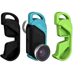 olloclip 4-IN-1 フォトレンズ for iPhone 6 and iPhone 6 Plus