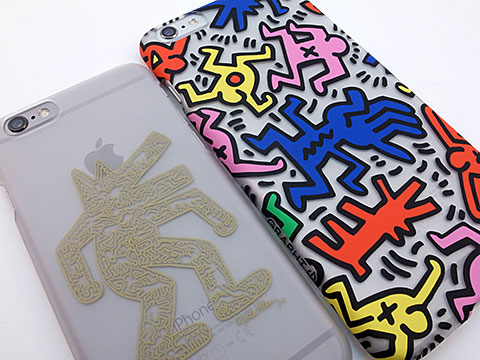 Keith Haring Collection Ice Case/Hard Case for iPhone 6/6 plus
