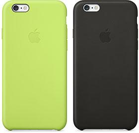 iPhone 6/6 Plus シリコンケース・レザーケース