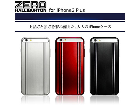 ZERO HALLIBURTON for iPhone 6 Plus