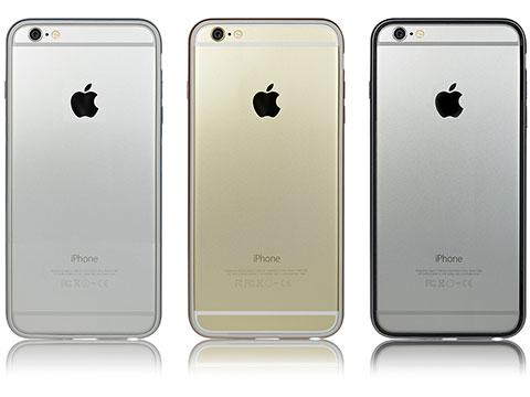 パワーサポート Arc bumper set for iPhone 6 Plus