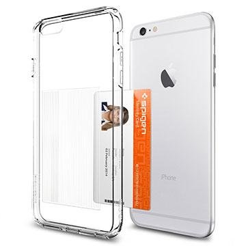 Spigen ウルトラ・ハイブリッド ID for iPhone 6 Plus