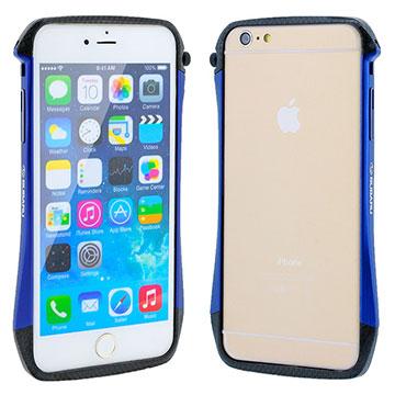 カーボン×アルミ HYBRID バンパー(iPhone6 Plus用) - SUBARU