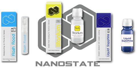 NANOSTATE製品