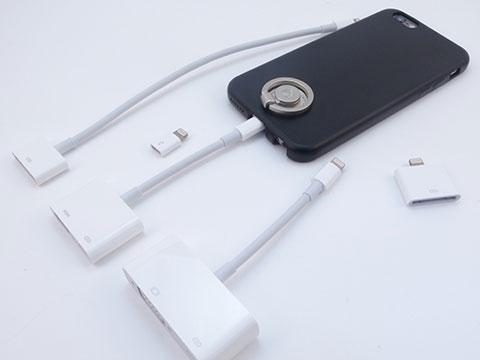 ミヤビックス ストラップリング付き PU レザーケース for iPhone 6