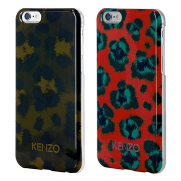 KENZO Glossy Hard Case for iPhone 6