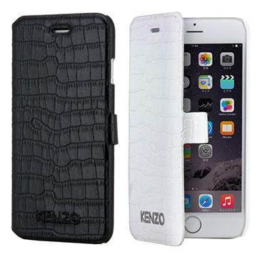 KENZO CROCO Folio Case for iPhone 6