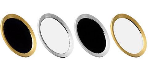 iFinger Button sticker