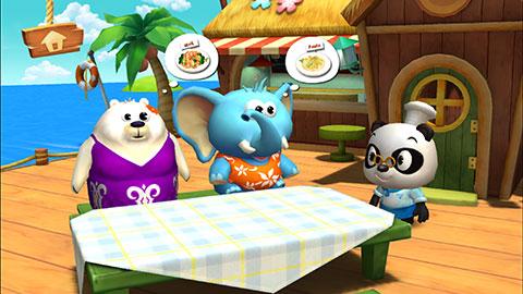 Dr. Pandaのレストラン2