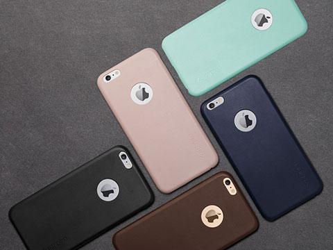 Spigen iPhone 6 Plusケース レザー・フィット