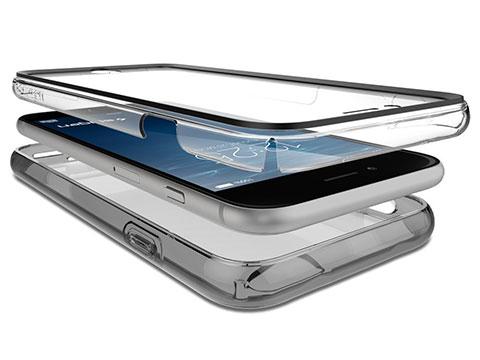 Spigen iPhone 6ケース ウルトラ・ハイブリッドFX
