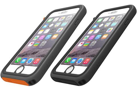 Catalyst Case for iPhone 6 ブラックオレンジ