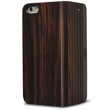 REVEAL Nara Wooden Folio case for iPhone 6