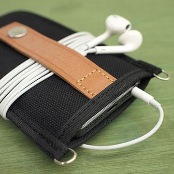 犬印鞄製作所 犬印純綿帆布 iPhone 6ケース