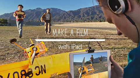 Apple - iPad - Make a film with iPad.