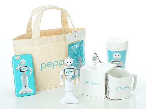 Pepperデザインの雑貨