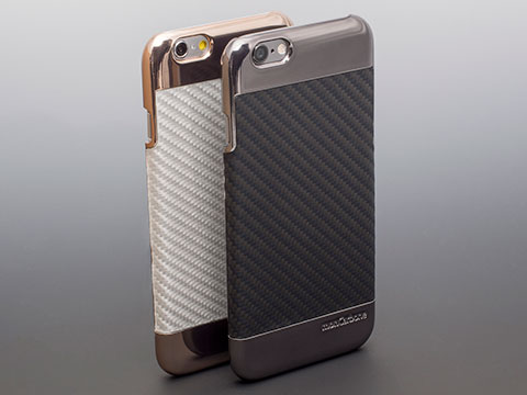 monCarbone Curve iPhone 6 Case