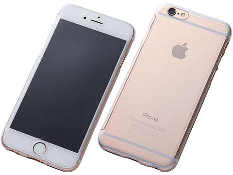 iPhone 6用 フルカバーディスプレイケース RT-P7TC8シリーズ