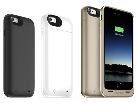 mophie juice pack air/plus for iPhone 6/6 Plus