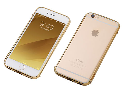 """Deff CLEAVE Stainless Bumper for iPhone 6 """"The One"""""""