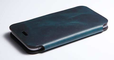 GENUINE ITALIAN LEATHER COVER MASK for iPhone 6/6 Plus