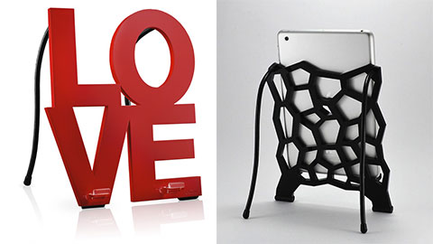 STYLE-UP/ LOVING-UP Stand for iPad & Tablets Stand