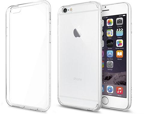 Spigen リキッド・クリスタル iPhone 6