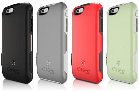 OtterBox Resurgence 耐落下バッテリーケース for iPhone 6