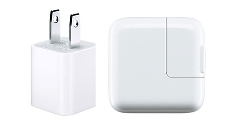 Apple 5W/12W USB電源アダプタ