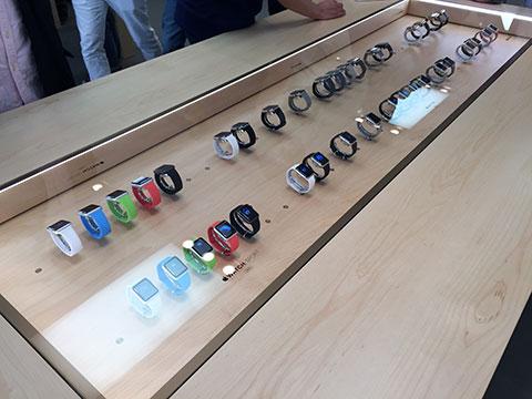 Apple Watch ガラスケース