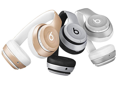 Beats by Dr. Dre Solo2 ワイヤレスオンイヤーヘッドフォン