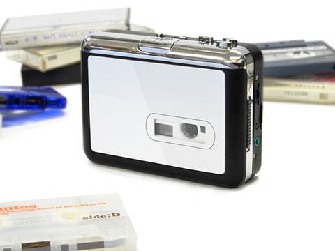 カセッ録る カセットテープ to MP3 ポータブルレコーダー(CTMP3PR)