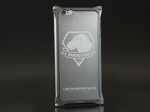 METAL GEAR SOLID V × ギルドデザイン コラボレーションモデル for iPhone 6/6 Plus