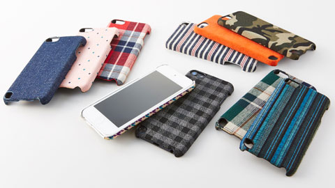 Fabric Case for iPod touch (5th) 2015