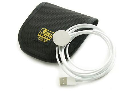 Apple Watch充電ケーブル用ケース