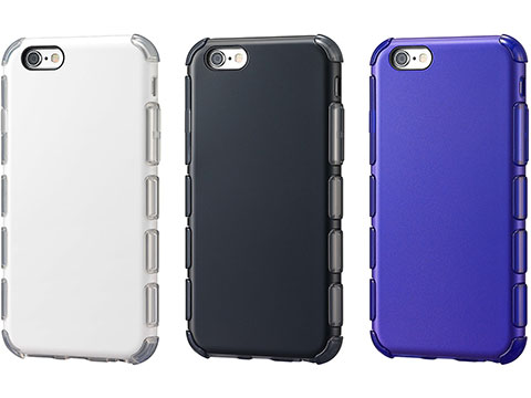 SoftBank SELECTION EQUAL Air Shock for iPhone 6