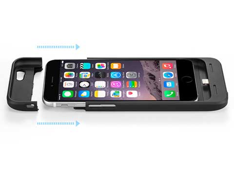 Anker ウルトラスリムバッテリーケース 2850mAh (iPhone 6 4.7インチ用)