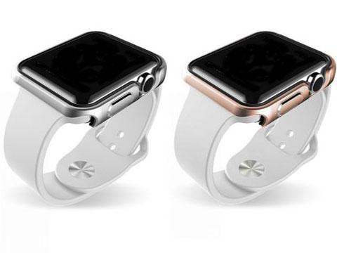 LEPLUS(ルプラス)Apple Watchハードケース METAL HARD