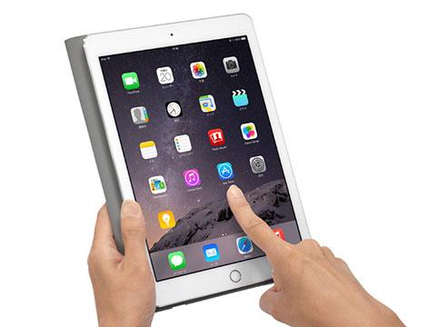 iPad Air/Air2 用 カバー&キーボード Bookey smart