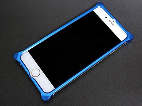 中日ドラゴンズ × GILD design コラボモデル iPhone 6/6 Plusアルミケース